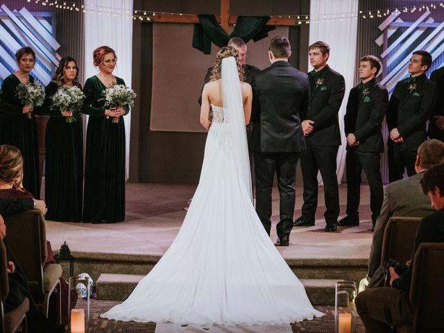 Lance and Hanna's Wedding in Brookings, South Dakota 246