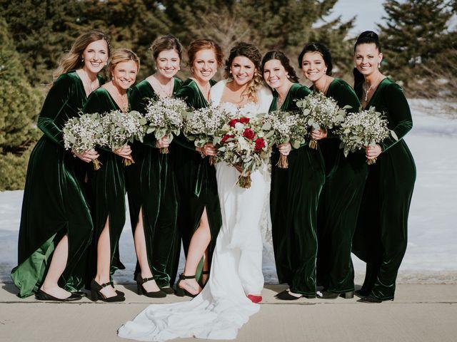 Lance and Hanna's Wedding in Brookings, South Dakota 297