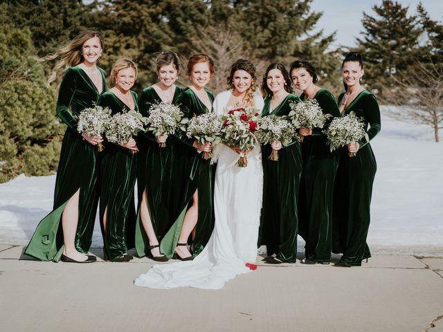 Lance and Hanna's Wedding in Brookings, South Dakota 298
