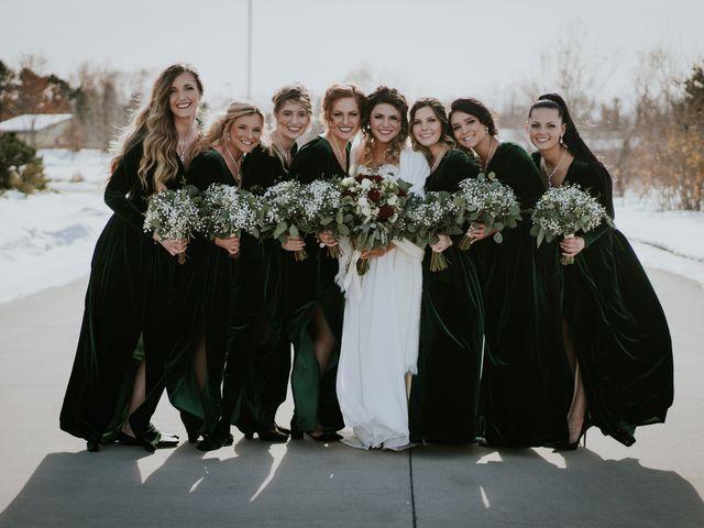 Lance and Hanna's Wedding in Brookings, South Dakota 301