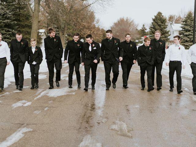 Lance and Hanna's Wedding in Brookings, South Dakota 369