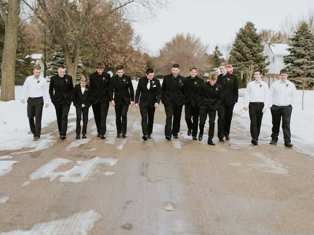 Lance and Hanna's Wedding in Brookings, South Dakota 370