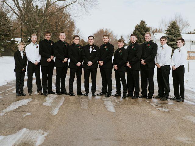Lance and Hanna's Wedding in Brookings, South Dakota 373