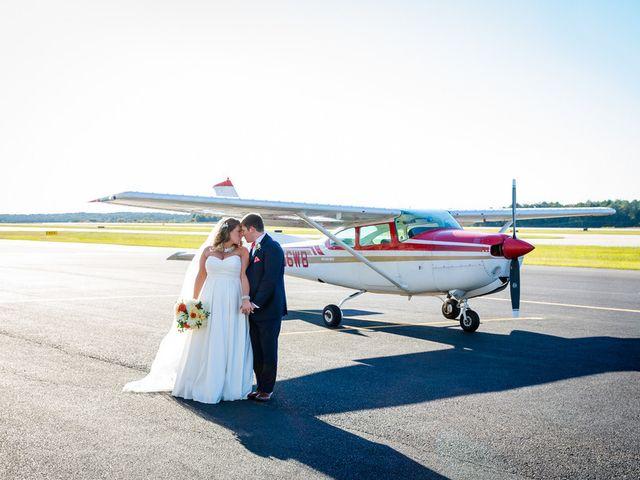 The wedding of Michael and Kara