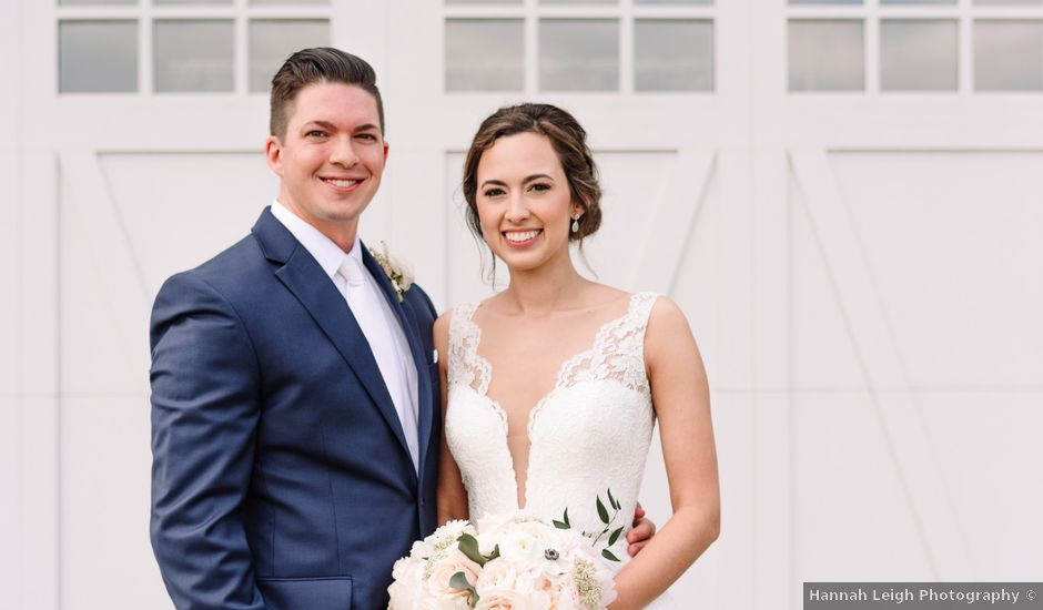 Justin and Sara's Wedding in Dallastown, Pennsylvania