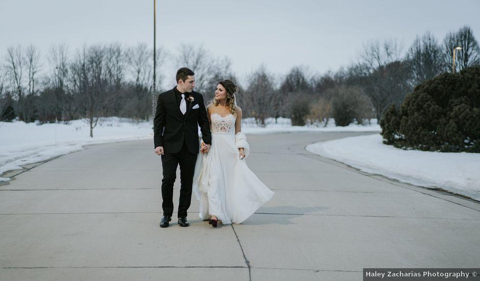 Lance and Hanna's Wedding in Brookings, South Dakota