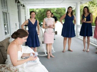 Lucy and Drew's Wedding in Hollywood, South Carolina 3
