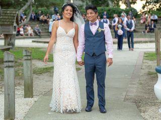 The wedding of Elaine and Jessie