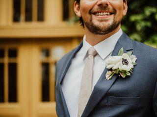 Blake and Brooke's Wedding in Saint Augustine, Florida 3