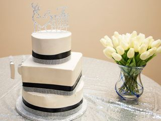 The wedding of Aaron and Jamie 1