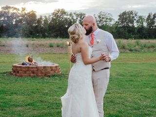 The wedding of Sommer and Dan 1