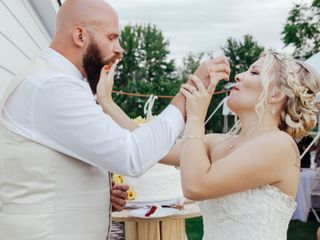 The wedding of Sommer and Dan 3