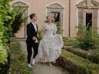 The wedding of Mariia and Kirill