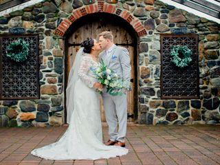 The wedding of Kayla and Christoper