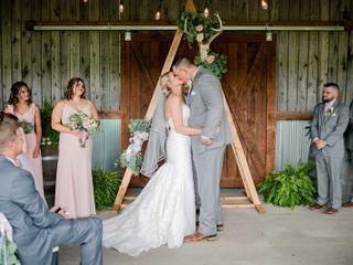 The wedding of Haleigh and Landon 2