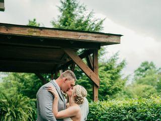 The wedding of Haleigh and Landon 3
