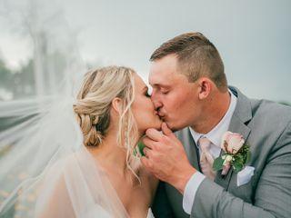 The wedding of Haleigh and Landon