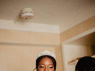The wedding of Melinda and Jordan 2