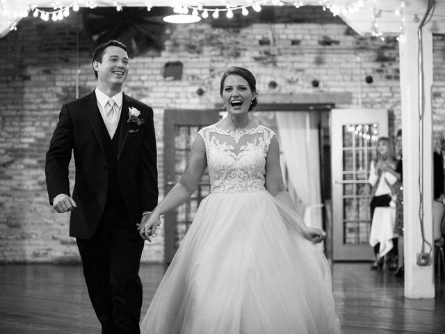 Sally and Dan's Wedding in Goshen, Illinois 1