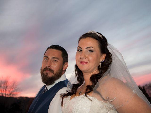 The wedding of Aaron and Jamie