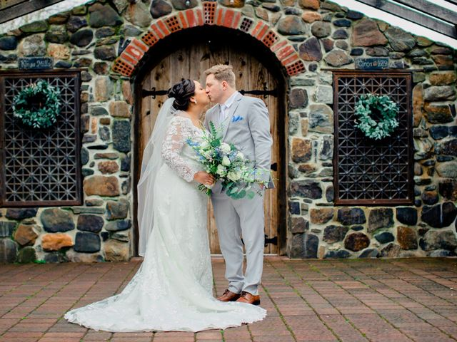 The wedding of Kayla and Christoper