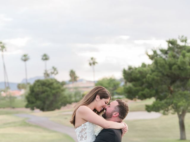 Hank and Carly's Wedding in Las Vegas, Nevada 4