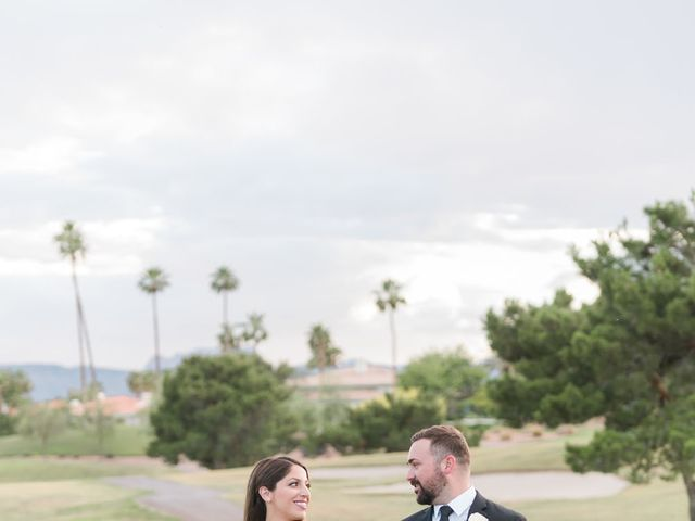 Hank and Carly's Wedding in Las Vegas, Nevada 6