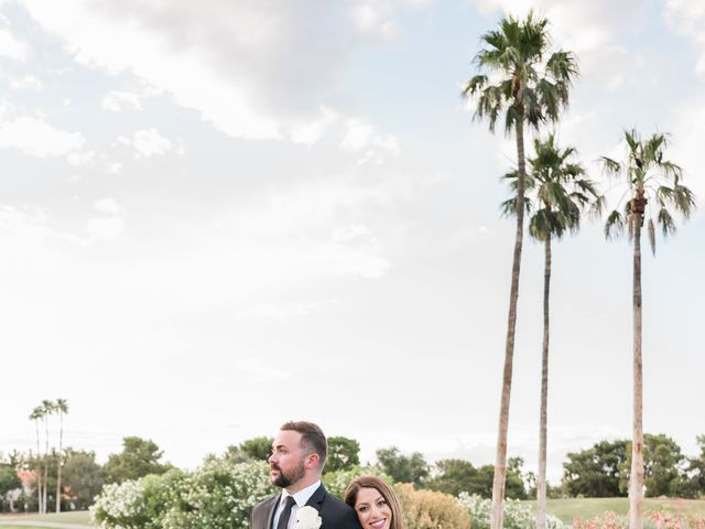 Hank and Carly's Wedding in Las Vegas, Nevada 9