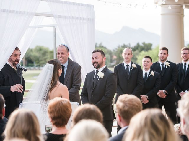 Hank and Carly's Wedding in Las Vegas, Nevada 46