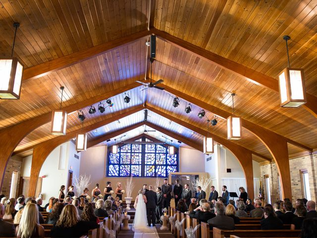 Kelsy and Mike's Wedding in Libertyville, Illinois 9