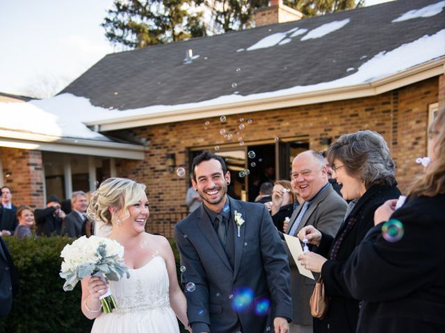 Kelsy and Mike's Wedding in Libertyville, Illinois 12