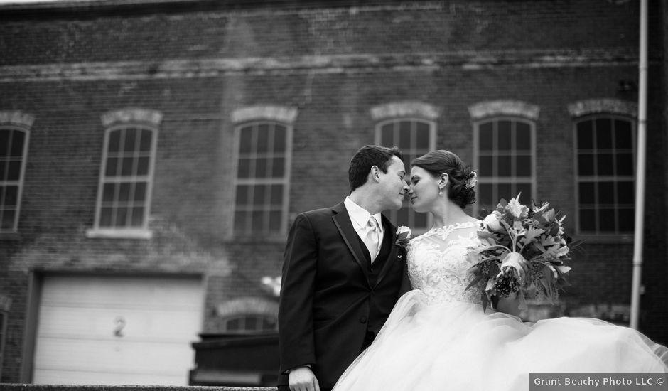 Sally and Dan's Wedding in Goshen, Illinois