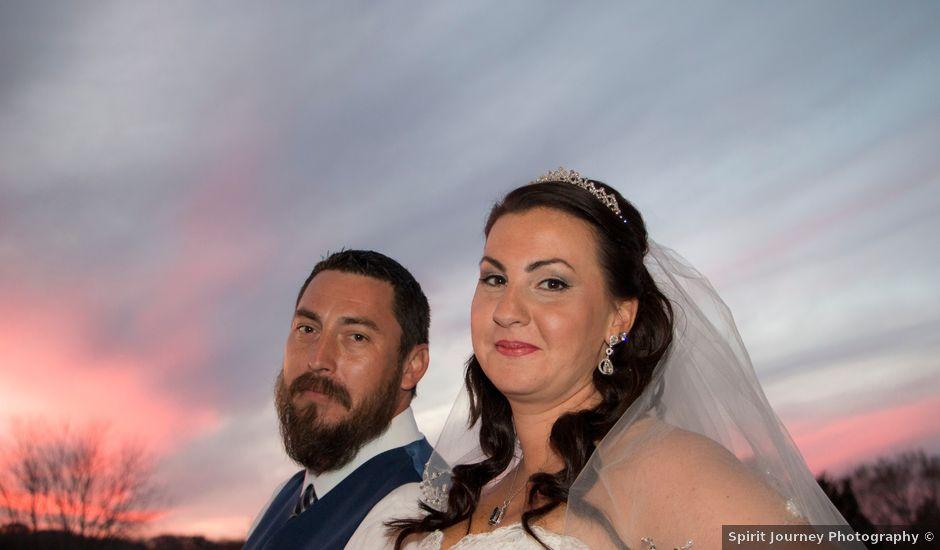 Jamie and Aaron's Wedding in Warrenton, Missouri