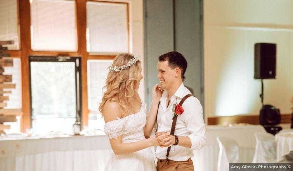 Rob and Kristen's Wedding in Wyandotte, Michigan