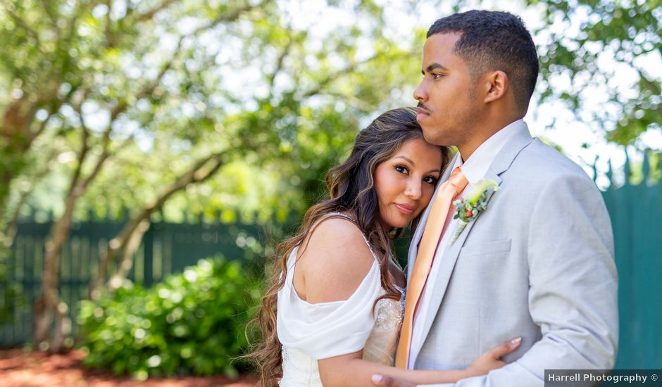 Aaron and Maria's Wedding in Chesapeake, Virginia