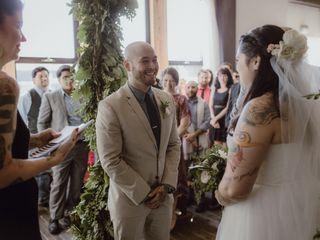 Kandice and Oak's Wedding in Portland, Oregon 9