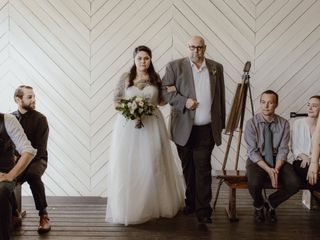 Kandice and Oak's Wedding in Portland, Oregon 8
