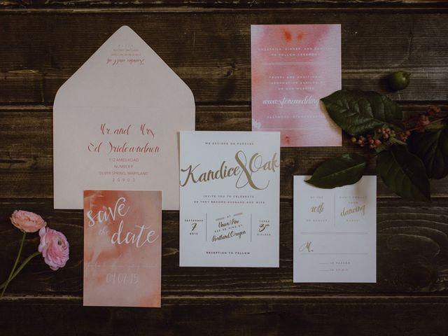 Kandice and Oak's Wedding in Portland, Oregon 1
