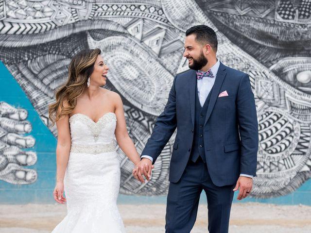 The wedding of Carlos and Byanca