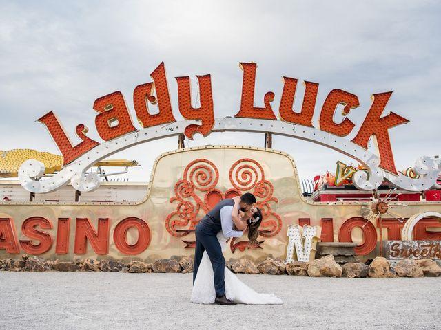 Byanca and Carlos's Wedding in North Las Vegas, Nevada 23
