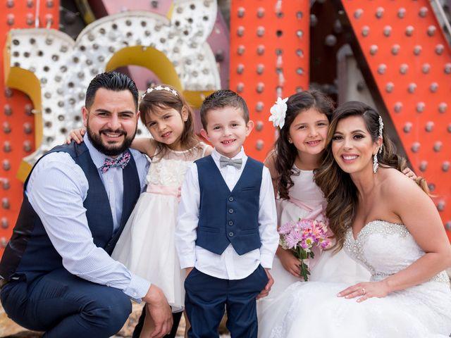 Byanca and Carlos's Wedding in North Las Vegas, Nevada 21