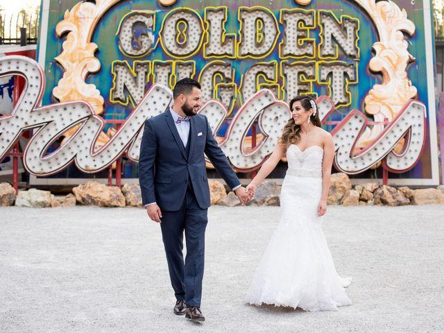 Byanca and Carlos's Wedding in North Las Vegas, Nevada 17