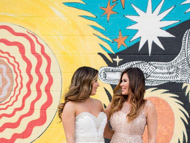 Byanca and Carlos's Wedding in North Las Vegas, Nevada 16