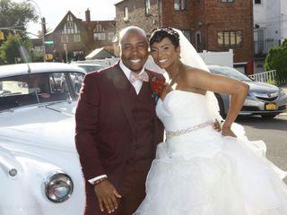The wedding of Jillian and Chima