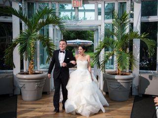 The wedding of Lorna and Sammy