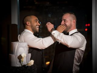 The wedding of Justin and Felipe