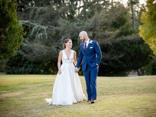 The wedding of Nicole and Michael