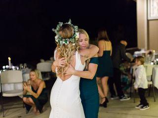The wedding of Melanie and Aaron 1