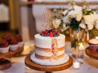 The wedding of Melanie and Aaron 3