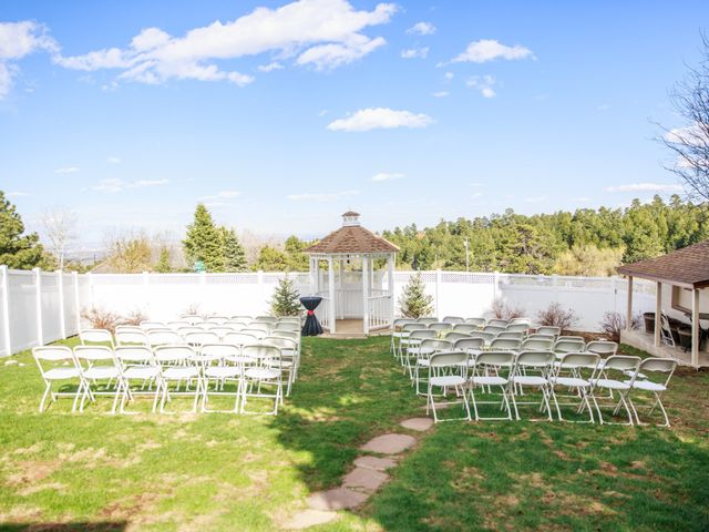 Jack and Rose's Wedding in Golden, Colorado 1